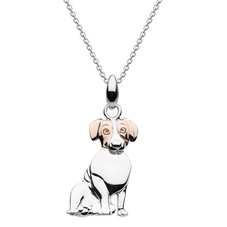 Silver Dog Pendant Manufacturers