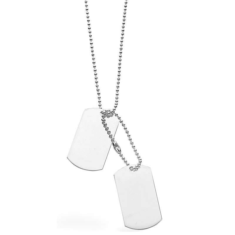 Silver Dog Tag Manufacturers