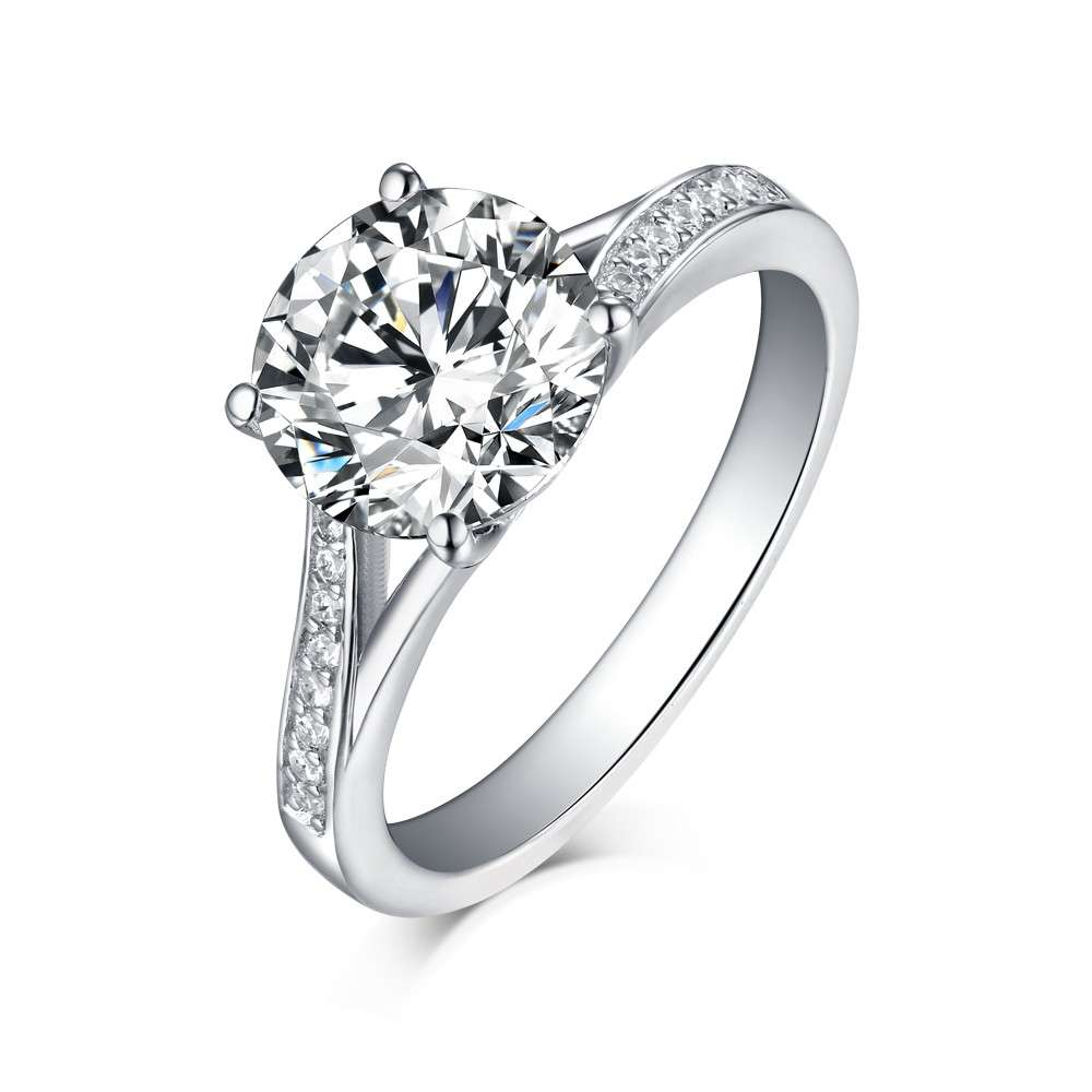 Silver Engagement Ring Manufacturers