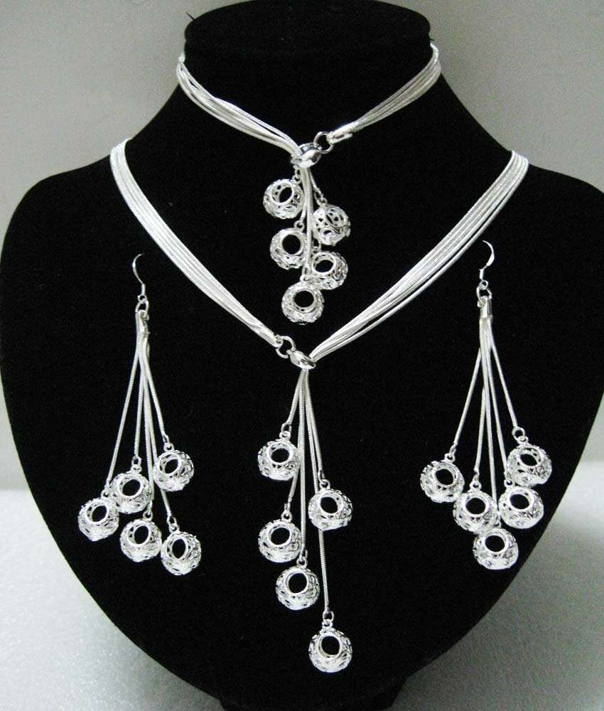 Silver Fasion Jewelry Manufacturers