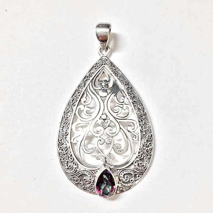 Silver Filigree Pendant Manufacturers