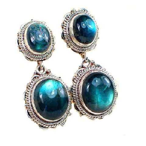 Silver Gemstone Jewellry Manufacturers