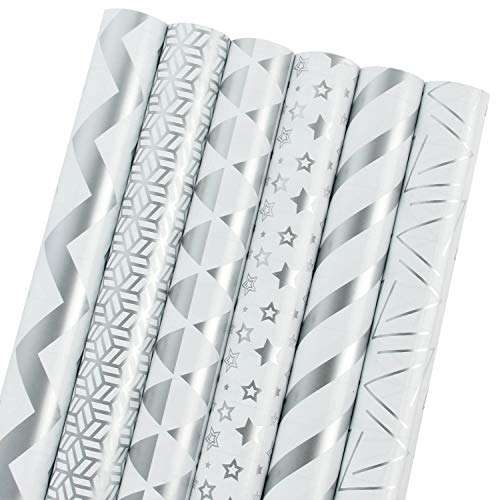 Silver Gift Wrap Roll Manufacturers