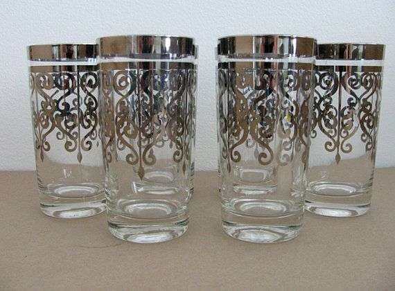 Silver Glass Ware Manufacturers