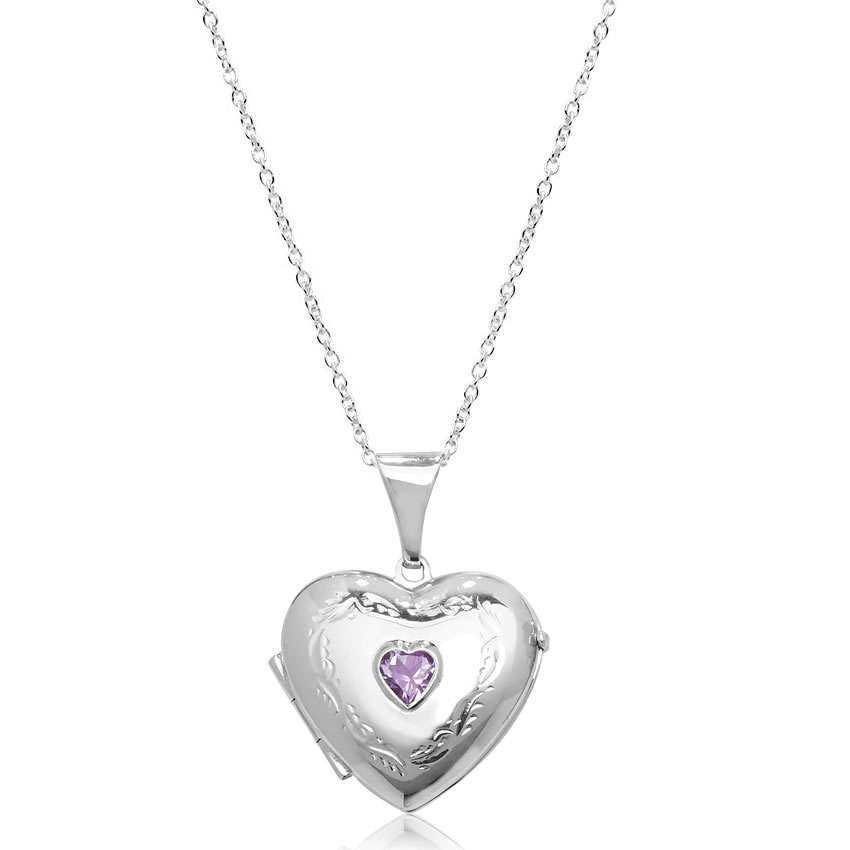 Silver Heart Locket Manufacturers