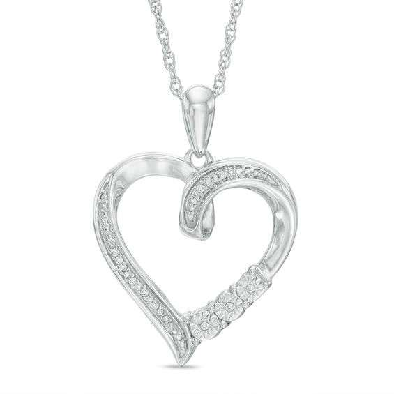 Silver Heart Pendant Manufacturers