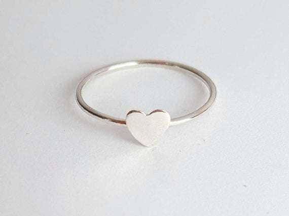 Silver Heart Ring Manufacturers