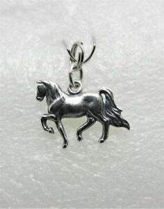 Silver Horse Charm Manufacturers