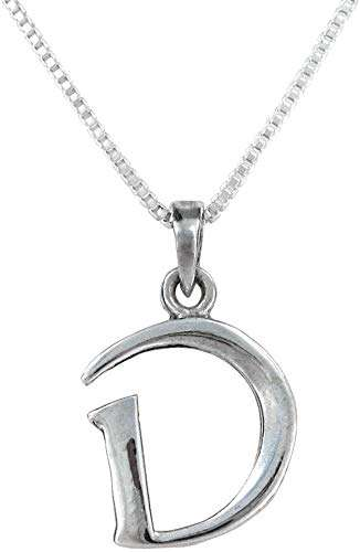 Silver Initial Charm Manufacturers
