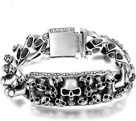 Silver Jewelry Biker Manufacturers