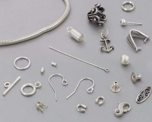 Silver Jewelry Component Manufacturers