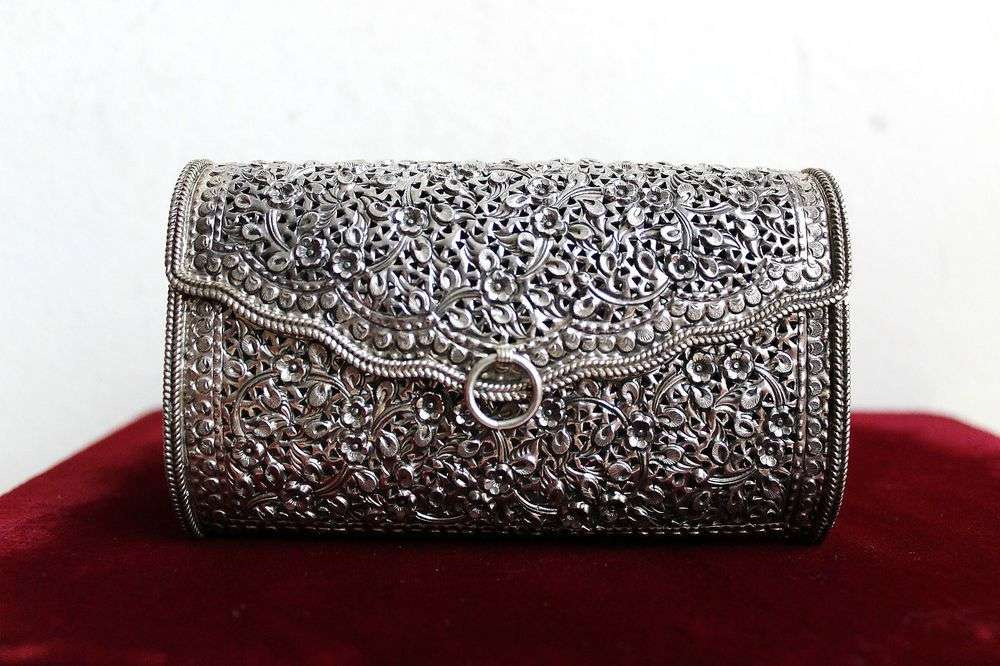 Silver Jewelry Hand Bag Manufacturers