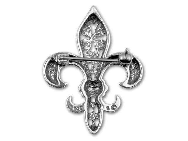 Silver Jewelry Pin Manufacturers