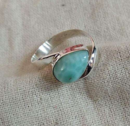 Silver Larimar Jewelry Manufacturers