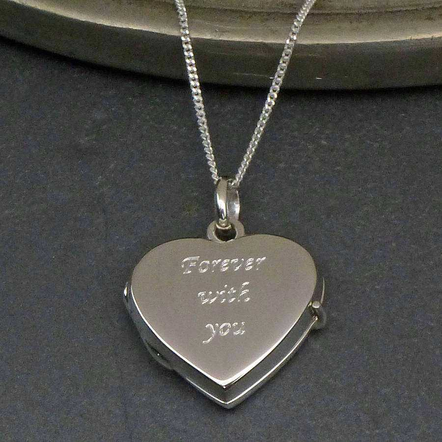 Silver Locket Heart Manufacturers