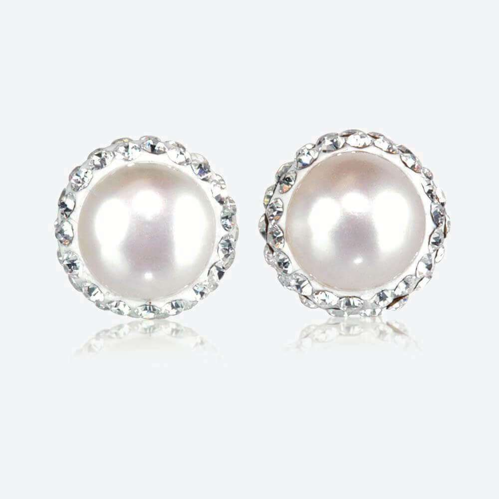 Silver Pearl Earring Manufacturers