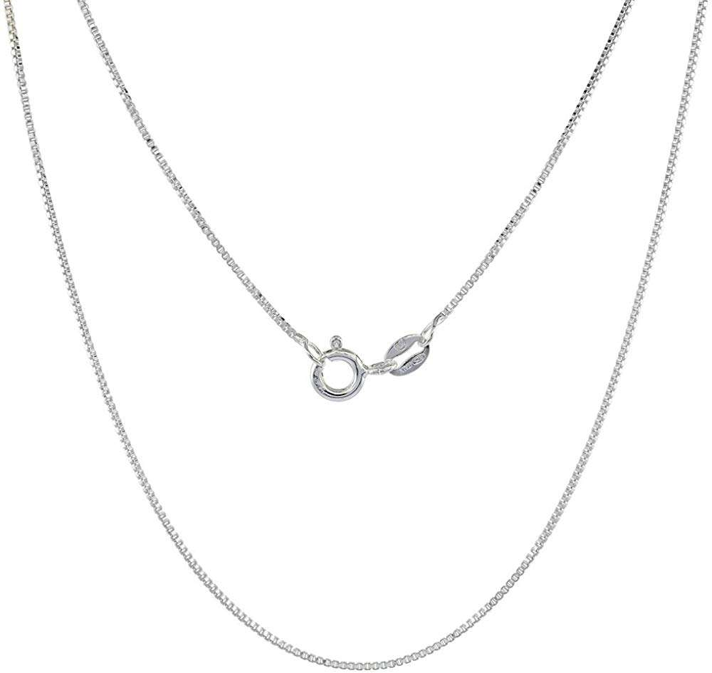 Silver Pendant Chain Manufacturers