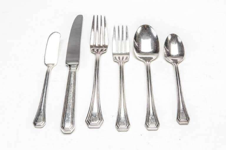 Silver Plate Flatware Manufacturers
