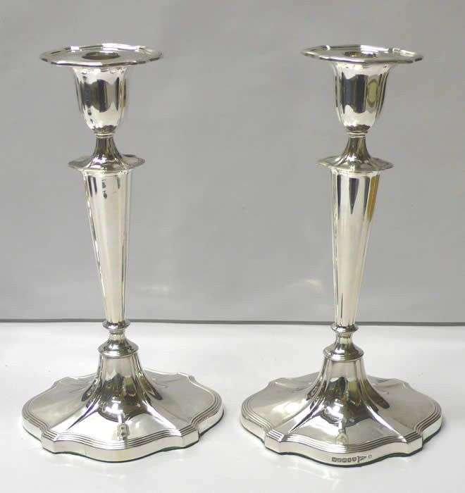 Silver Plated Candlestick Manufacturers