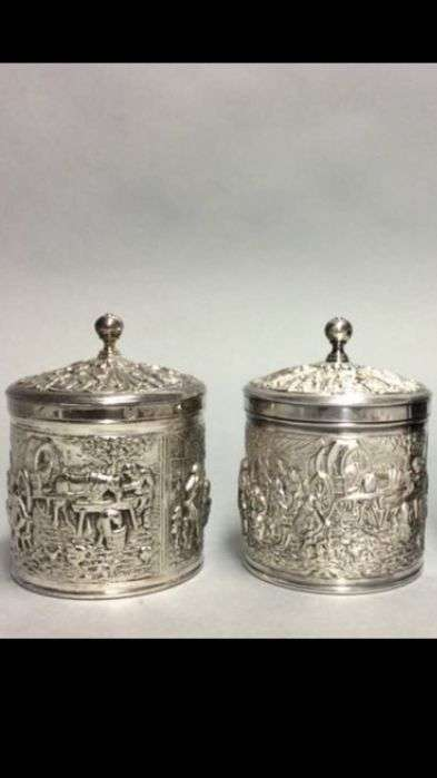 Silver Plated Container Manufacturers
