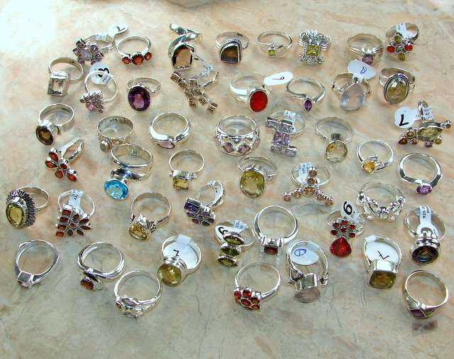 Silver Ring Lot Manufacturers
