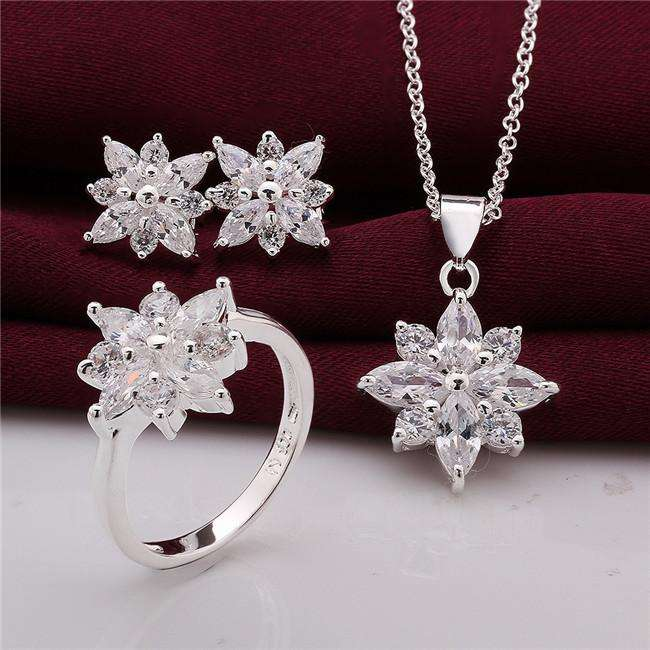 Silver Set Jewelry Manufacturers