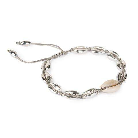 Silver Shell Bracelet Manufacturers