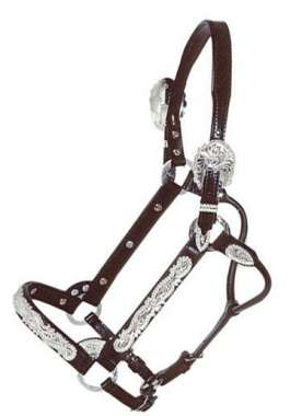 Silver Show Halter Manufacturers