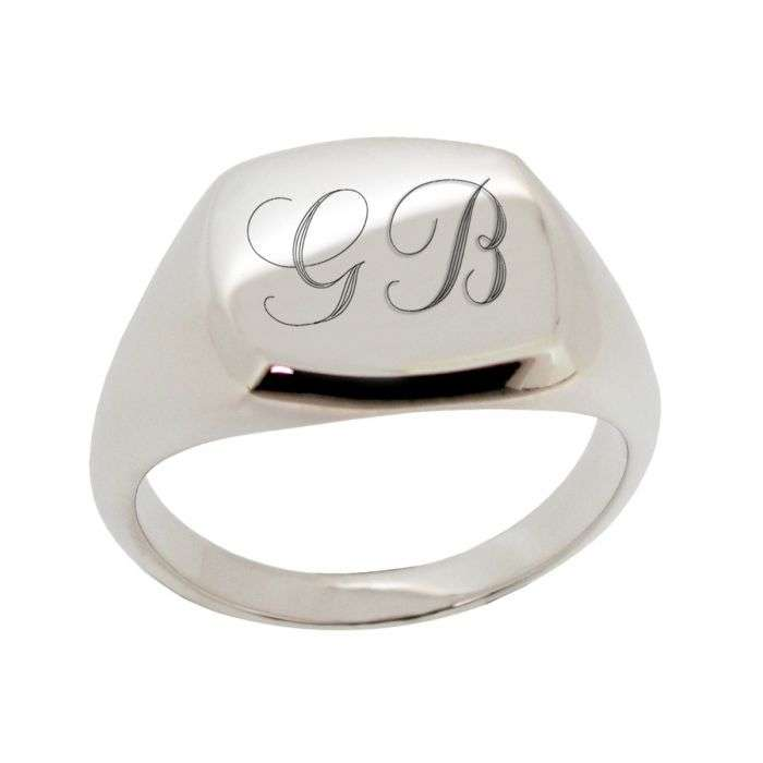 Silver Signet Ring Manufacturers