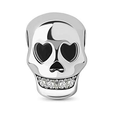 Silver Skull Charm Manufacturers