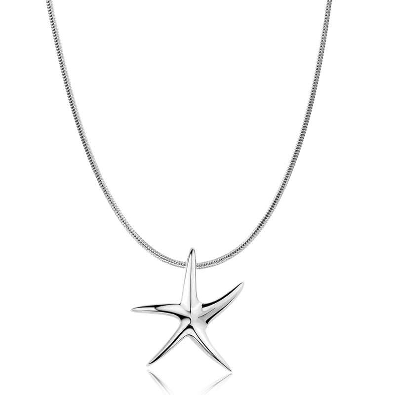 Silver Starfish Pendant Manufacturers