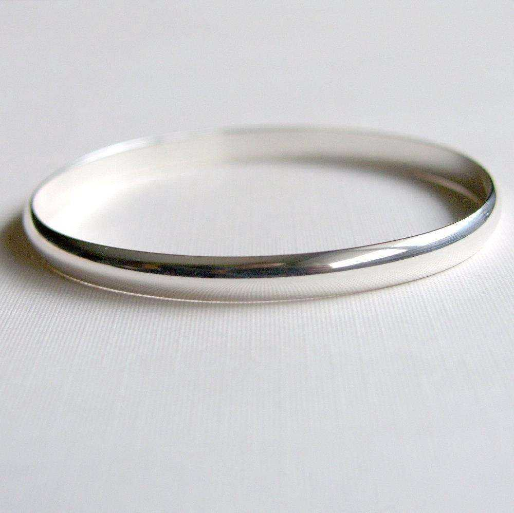 Silver Sterling Bangle Manufacturers