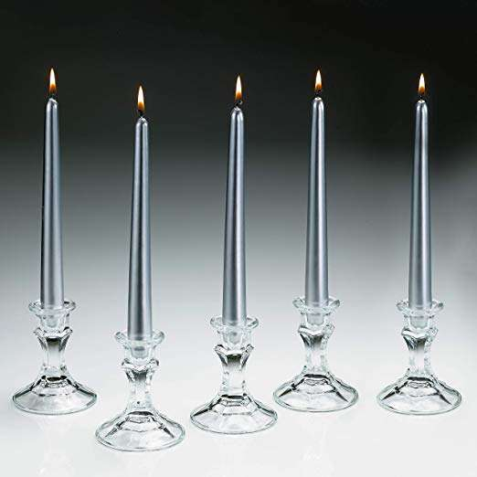 Silver Taper Candle Manufacturers
