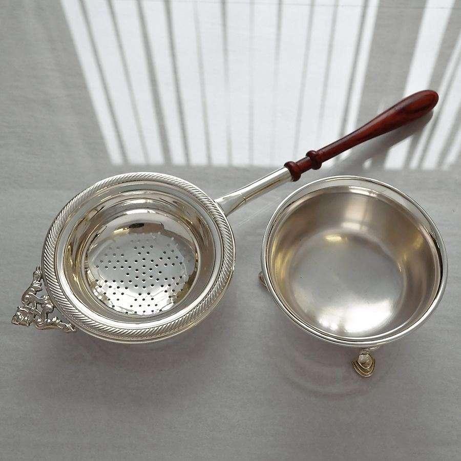 Silver Tea Strainer Manufacturers