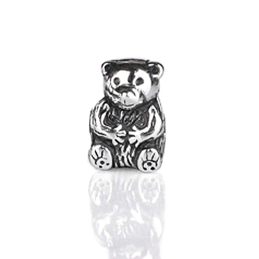 Silver Teddy Bear Bead Manufacturers