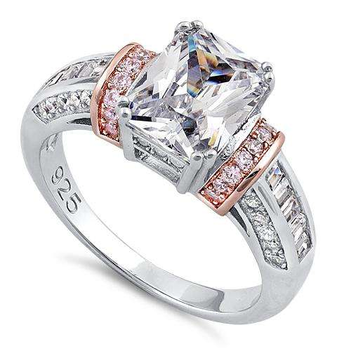 Silver Tone Cz Ring Manufacturers