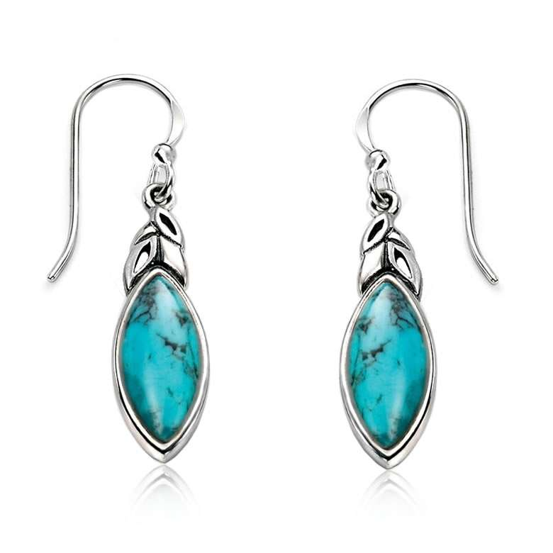Silver Turquoise Earring Manufacturers