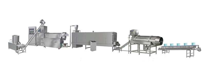 Snack Production Line Manufacturers