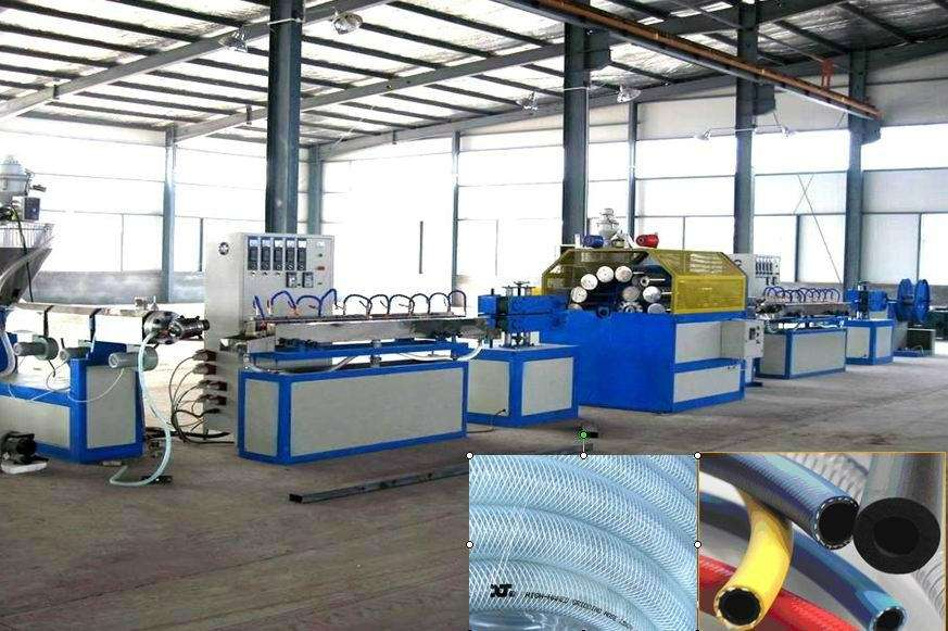 Soft Hose Pipe Production Line Manufacturers