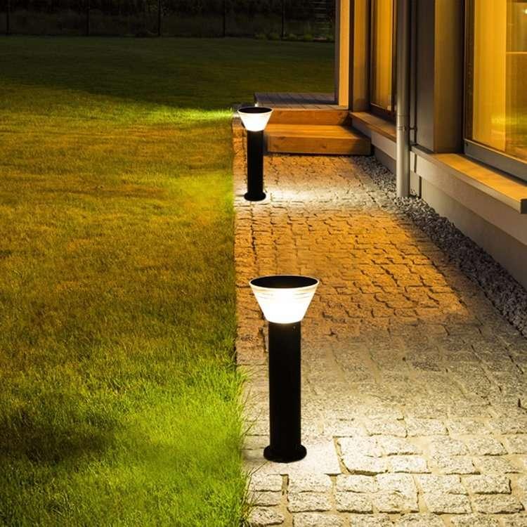 Solar Lawn Led Lamp Manufacturers