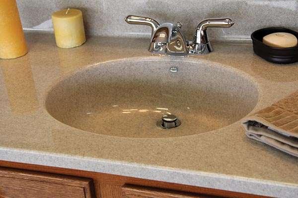 Solid Bathroom Countertop Manufacturers