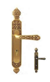 Solid Brass Lever Handle Manufacturers