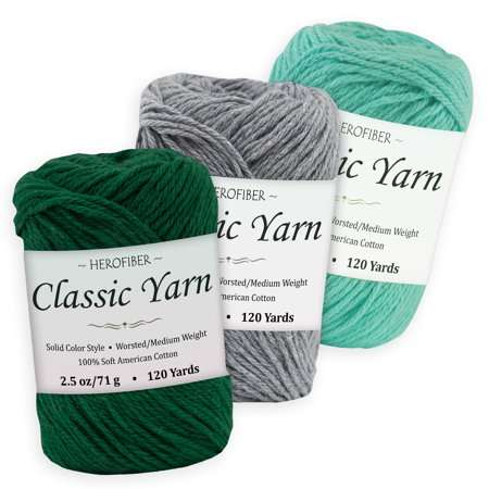 Solid Colour Cotton Yarn Manufacturers