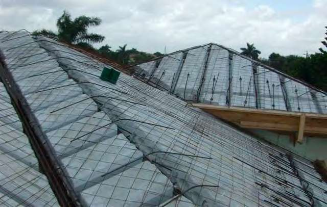 Solid Concrete Roof Manufacturers