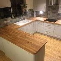 Solid Kitchen Worktop Manufacturers