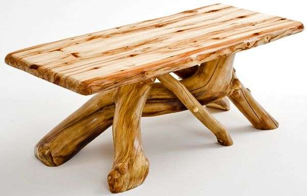 Solid Log Furniture Importers
