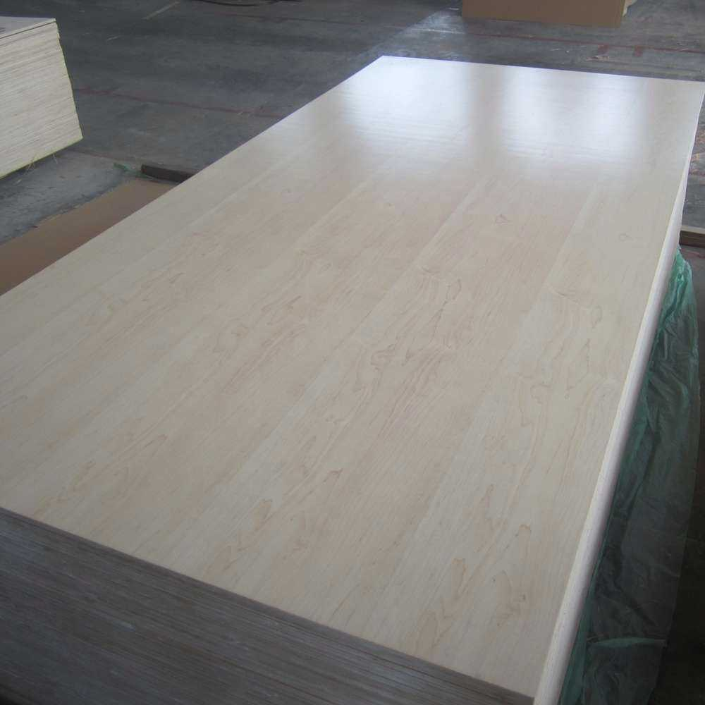 Solid Maple Plywood Manufacturers