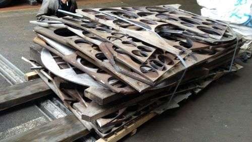 Solid Metal Scrap Manufacturers