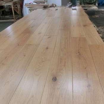 Solid Oak Flooring White Manufacturers
