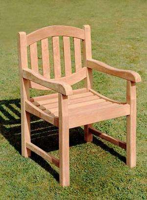 Solid Teak Chair Manufacturers